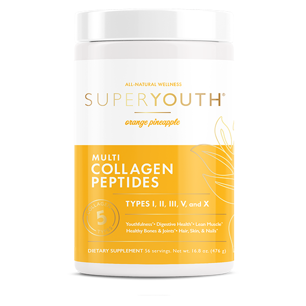 Orange Pineapple Multi-Collagen